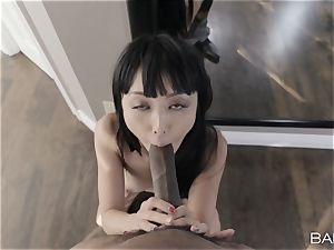 little japanese stunner Marica Hase cant wait for that bbc