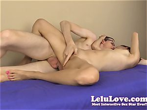 Homemade inexperienced duo he finger nails her