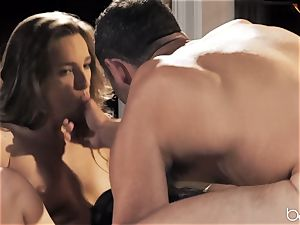 three way with cock craving Jaye Summers and Kimmy Granger