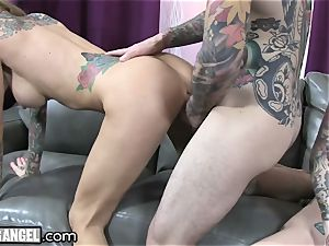 big-chested tattooed milf Cams With Joanna Angel