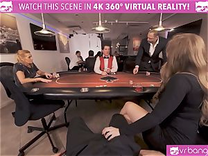 VRBangers.com-Busty stunner is romping rigid in this agent