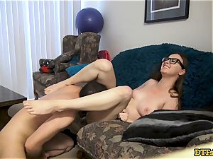cum encountered Jay Taylor hammered by James