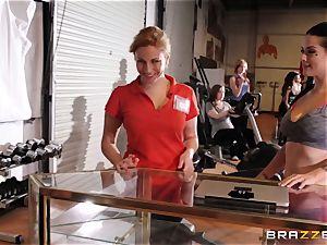 Serious cooter workout for Katrina Jade