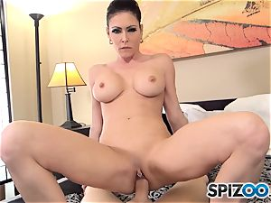 wedging jiggly puss of Jessica Jaymes