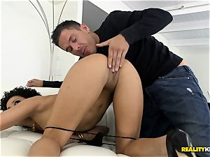 Deeply boinking the uber-sexy babe Mia Austin