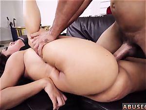 D gang-bang Mia Martinez Xmas punishment