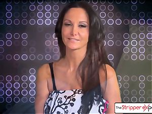 The Stripper practice- Ava Addams and get a lovely plumb