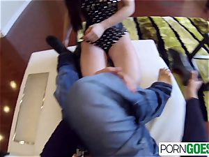 PornGoesPro - ravage this youthfull tramp Kendall in point of view fashion