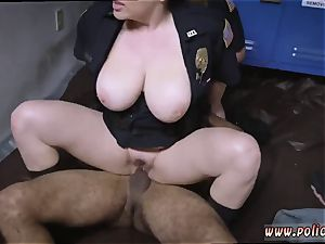 redhead mummy shower and solo 1 Don t be dark-hued and suspicious around dark-hued Patrol cops