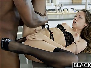BLACKED My girlfriends super hot step-sister Cassidy Klein likes bbc