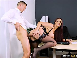 Emma culo thirsts rock hard pink cigar down her pussyhole