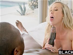 BLACKED Brandi love tears up Her Step daughters big black cock beau When Shes Gone