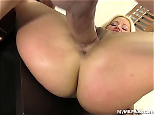 super-steamy milf boss Does What She Wants
