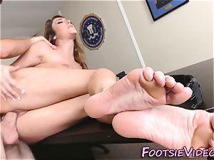 feet idolized fetish ho
