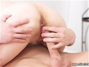 She Is Nerdy - Rita Lee - ride and penetrate for nerdy nubile