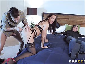 Isis love getting drilled by Xander Corvus