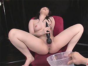 Hina Maeda milks And Has three boys jism For Her