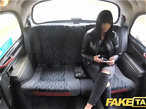 fake cab tastey super hot dark haired luvs Czech stiffy