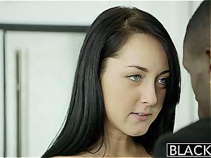 BLACKED husband Does Not Know Sabrina Banks loves big black cock