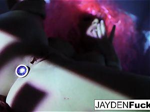 Jayden luvs to have fabulous joy